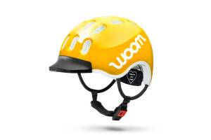 Kask woom yellow