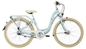 Puky Skyride 24-7  Alu light  blue (City) 4871