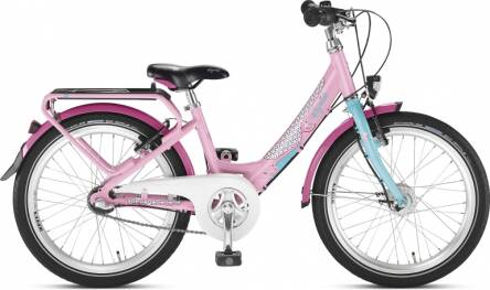 Puky Skyride 20-3 Alu light pink