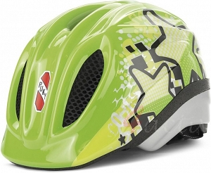 Kask Puky green
