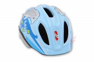 Kask Puky blue