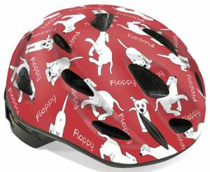 Author Floppy Kask red