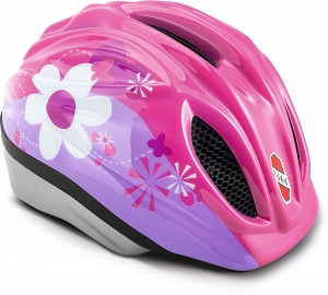 Kask Puky  pink m/l 52-58 cm 9531/17