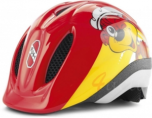 Kask Puky red 9543