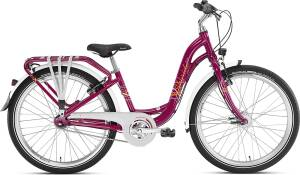 Puky Skyride 24-7  Alu light  berry (City) 4865